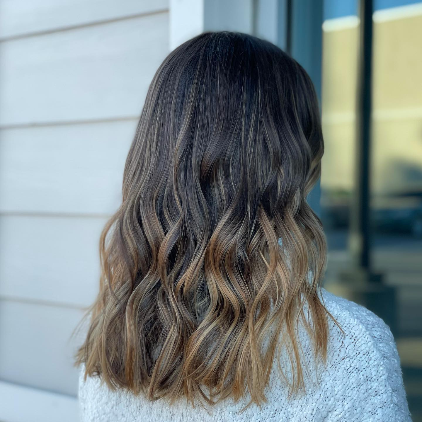 Full service hair studio offering cut, color, highlights, AirTouch, balayage, and styling 1