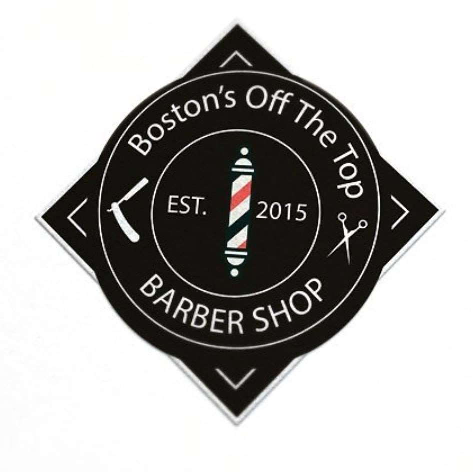 Business logo of Boston's Off the Top Barbershop