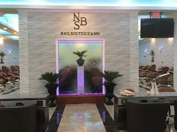 Business logo of Nail Boutique & Spa
