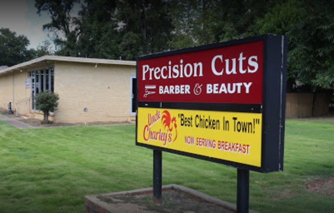 Business logo of Precision Cuts Barber & Beauty