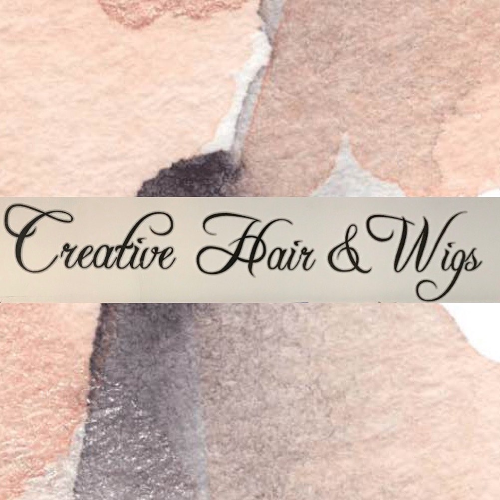 Business logo of Creative Hair and Wigs