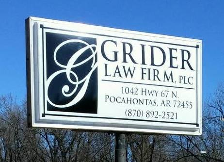 Business logo of Grider Law Firm