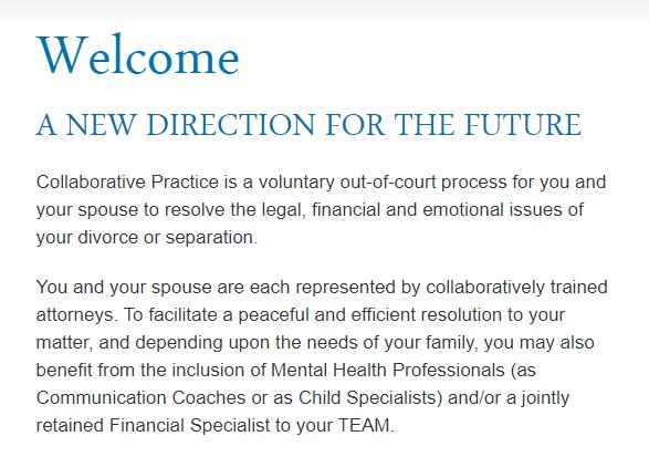 Los Angeles Collaborative Family Law Association