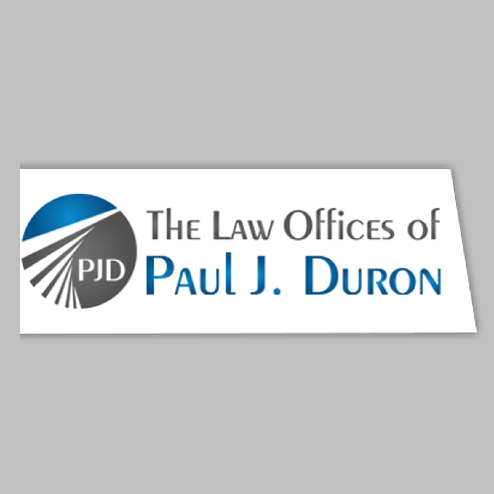 Company logo of The Law Offices of Paul J. Duron