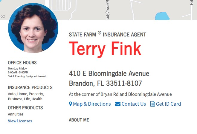 Company logo of Terry Fink - State Farm Insurance Agent