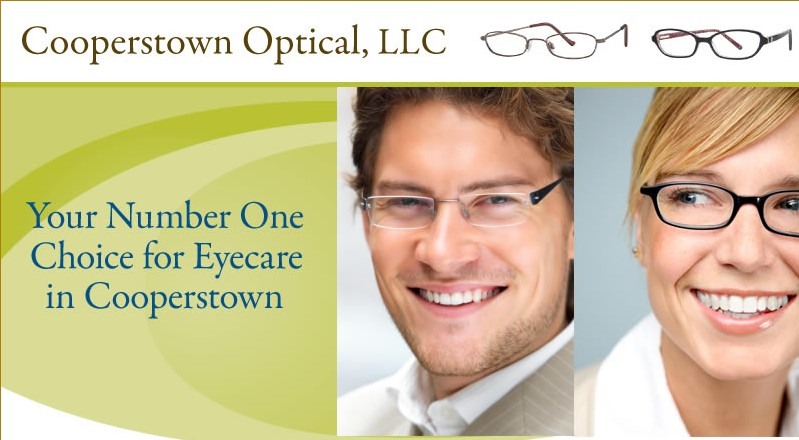 Company logo of Cooperstown Optical