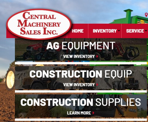 Company logo of Central Machinery Sales Inc.