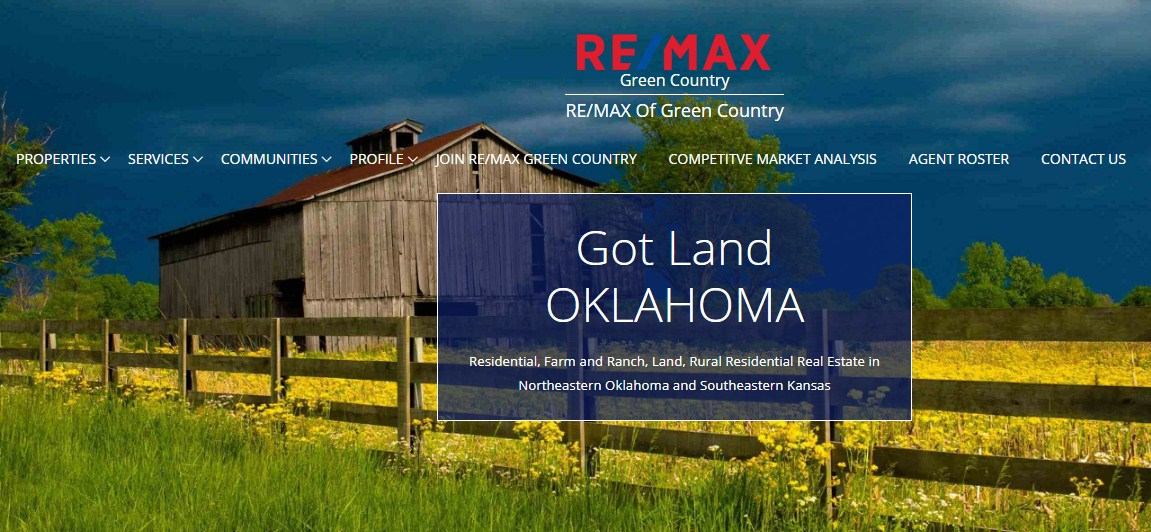 Company logo of ReMax of Green Country