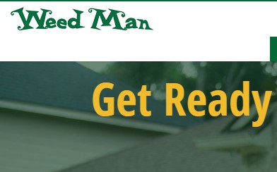Company logo of Weed Man Lawn Care
