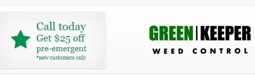 Business logo of Green Keeper Weed Control