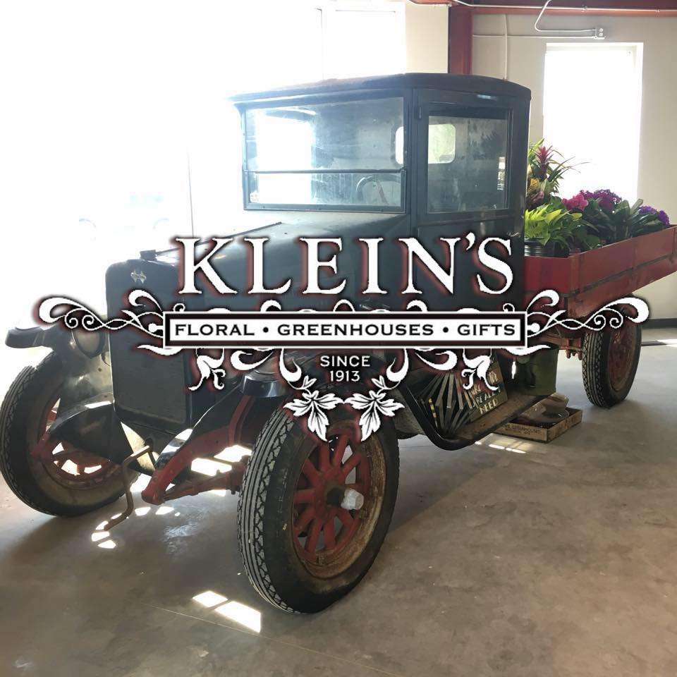 Business logo of Klein's Floral And Greenhouses