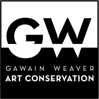 Business logo of Gawain Weaver Art Conservation