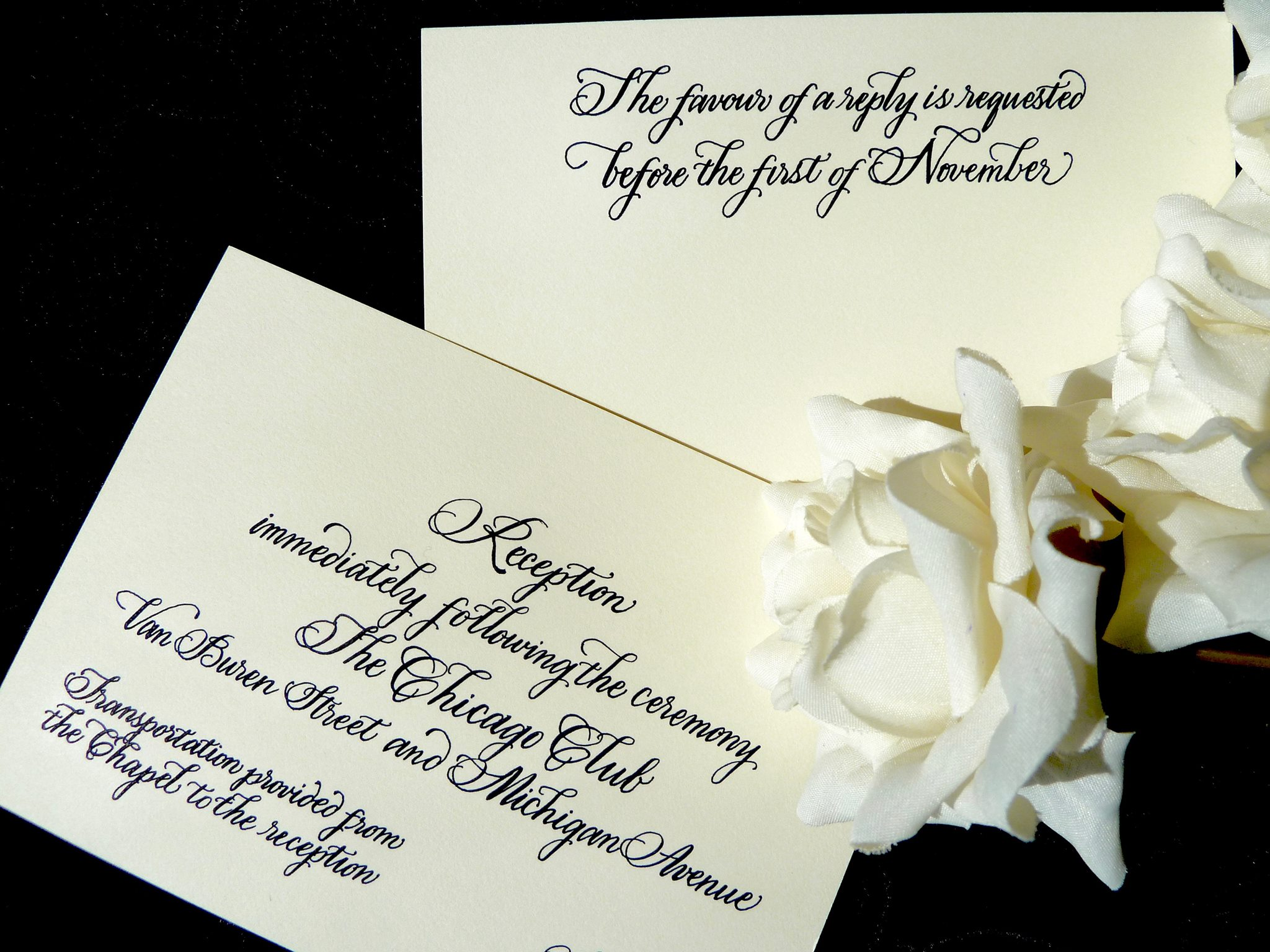 Calligraphy By Katherine