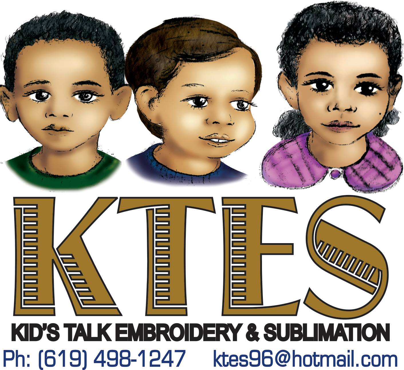Company logo of KTES Embroidery & Sublimation