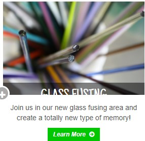Create A Memory Paint your own pottery & Fused Glass Studios