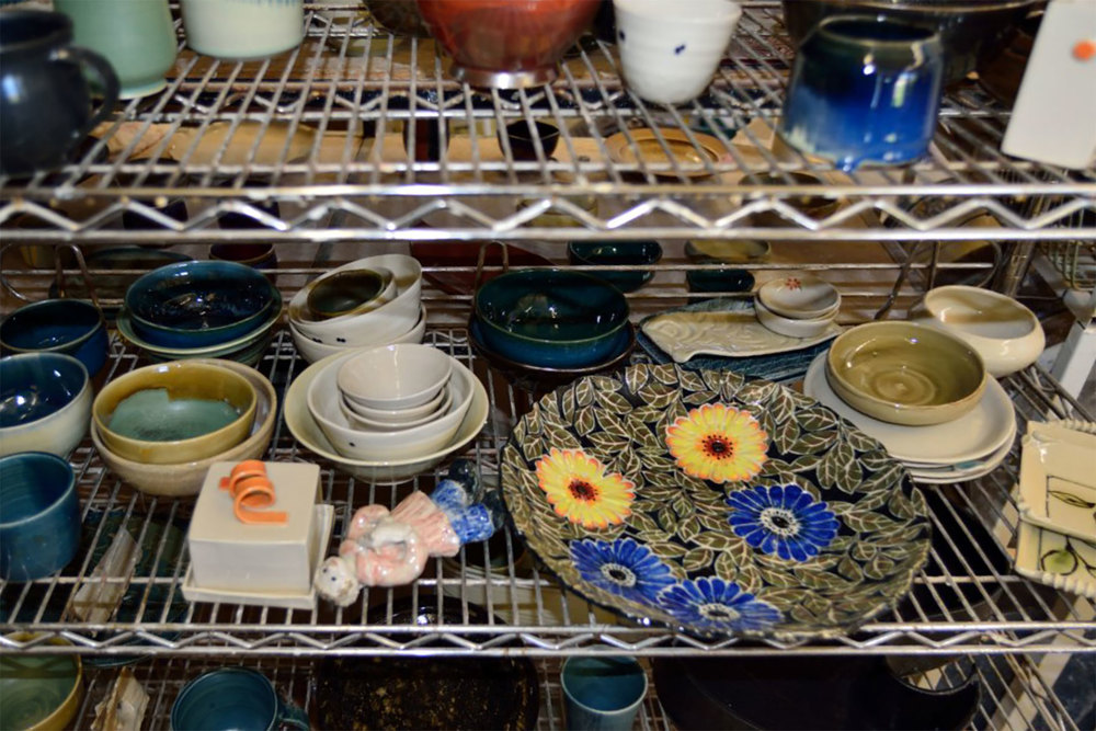 Friends of the Sunnyvale Pottery Studio