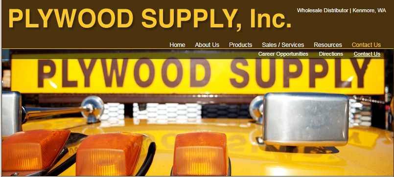 Business logo of Plywood Supply, Inc.