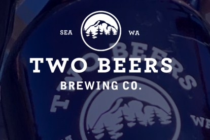 Company logo of Two Beers Brewing Co.