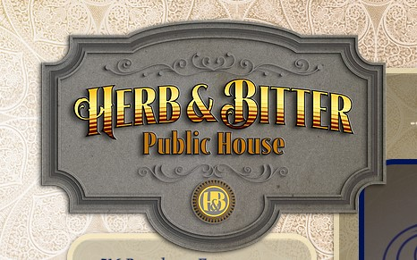 Business logo of Herb & Bitter Public House
