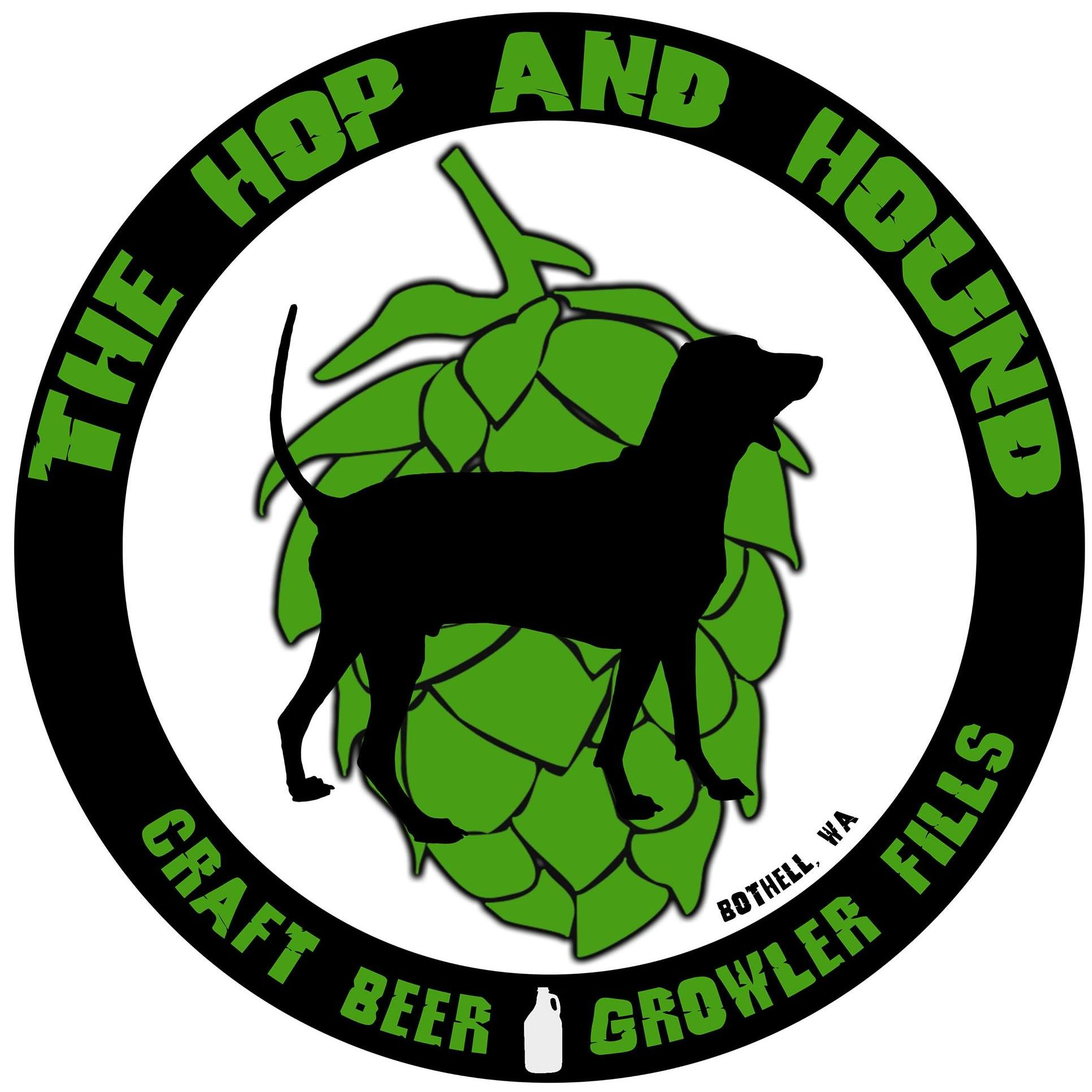 Company logo of The Hop and Hound - Craft Beer Bar