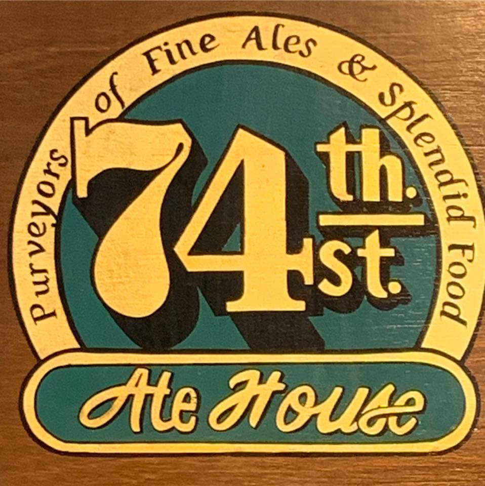 Business logo of 74th St Ale House
