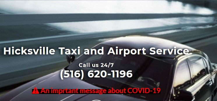 Company logo of Hicksville Taxi And Airport Service