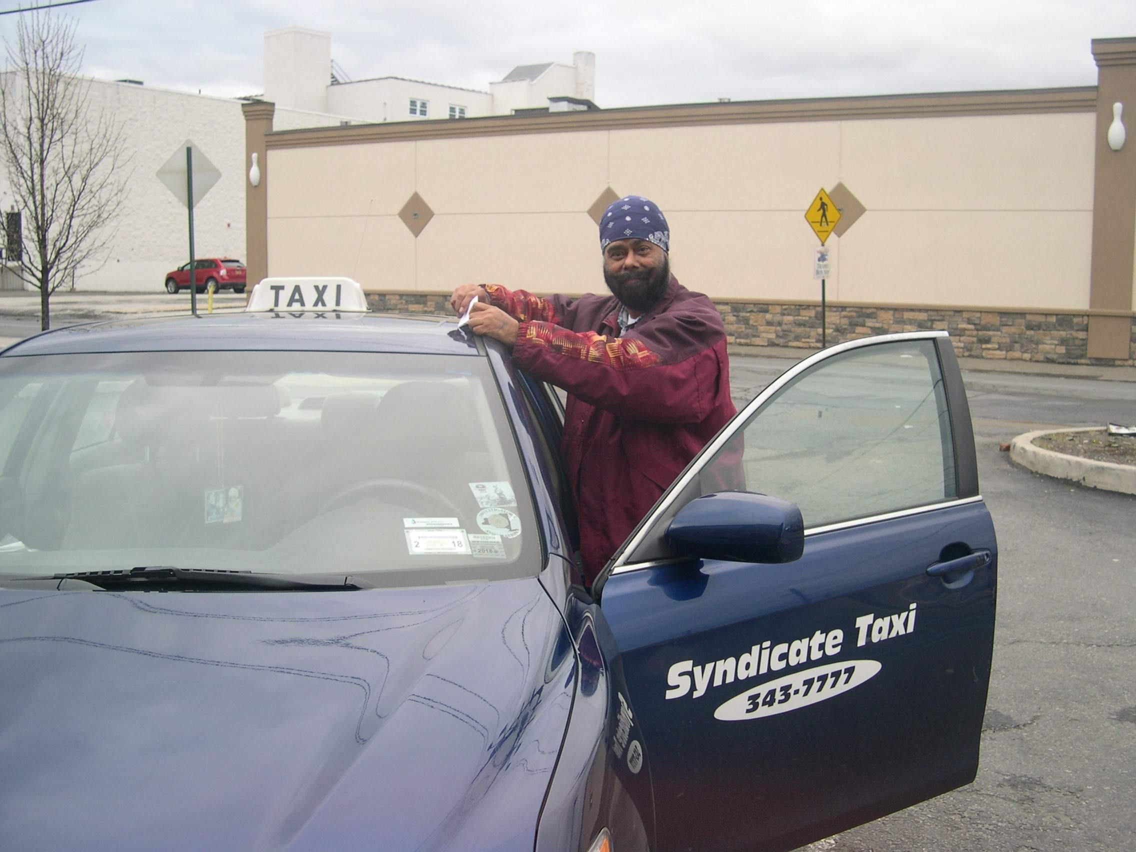Company logo of Syndicate Taxi