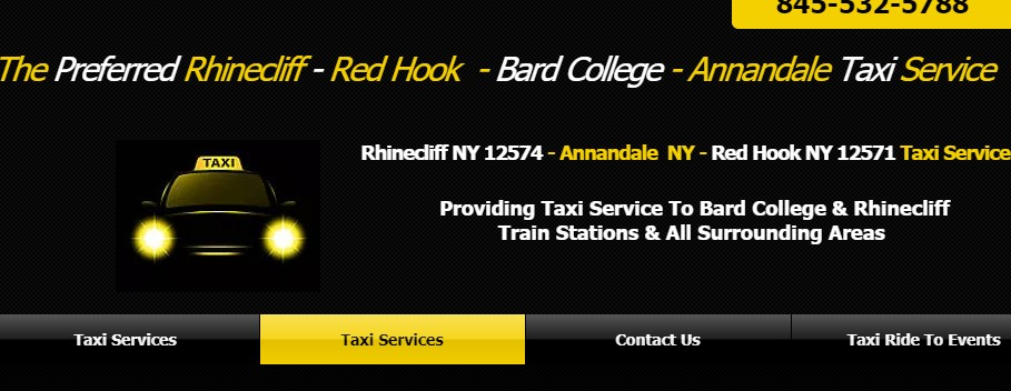 Company logo of Rhinecliff Annandale Red Hook Taxi