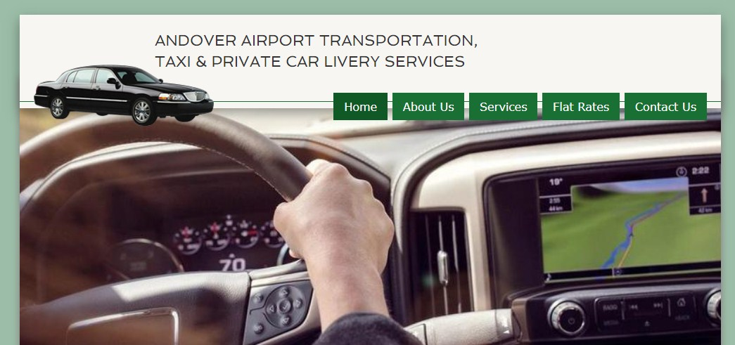Company logo of Andover Airport Transportation, Taxi & Private Car Livery Services