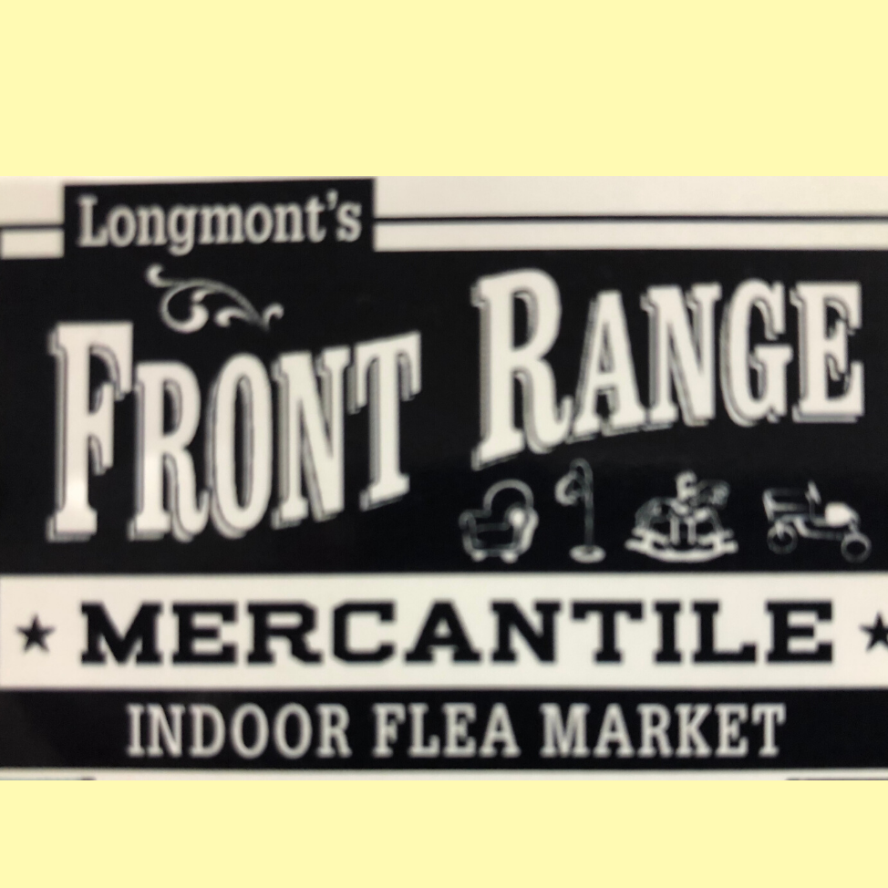 Company logo of Front Range Mercantile Indoor Flea Market and Antique Mall