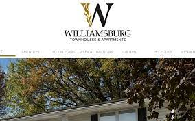 Company logo of Williamsburg Townhouses and Apartments