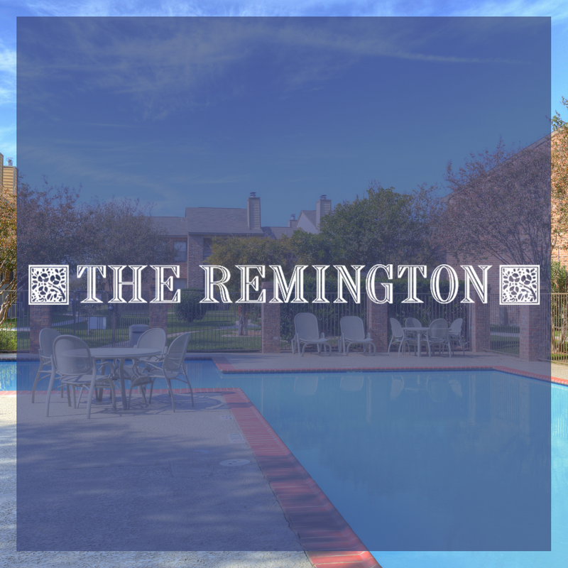 Business logo of The Remington Apartments