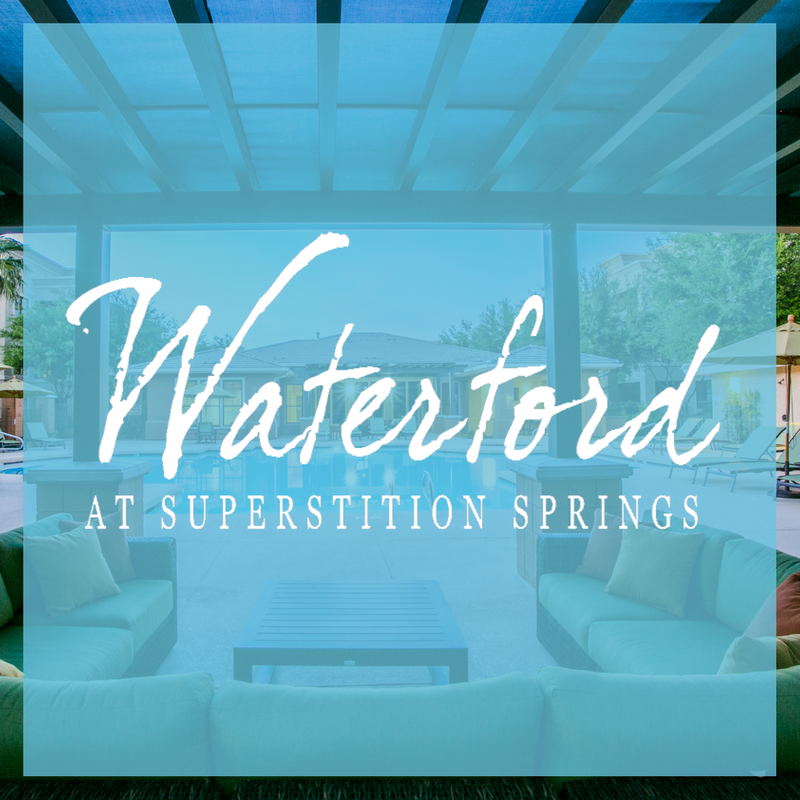 Company logo of Waterford at Superstition Springs