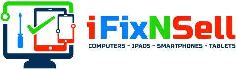 Business logo of iFixNSell - Computers Plus Cell Phones