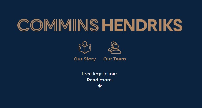 Company logo of Commins Hendriks Solicitors