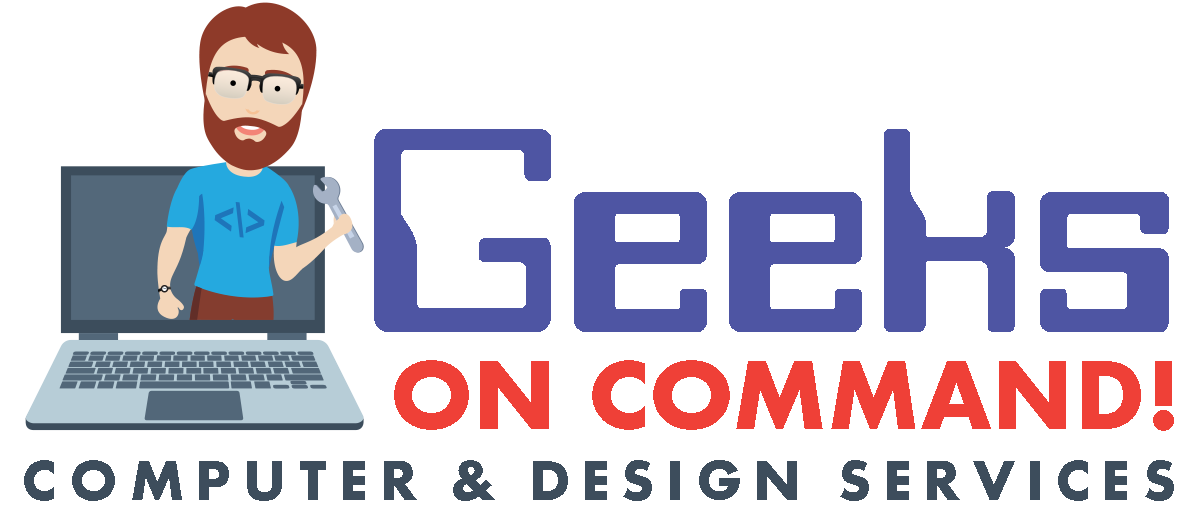 Business logo of Geeks On Command