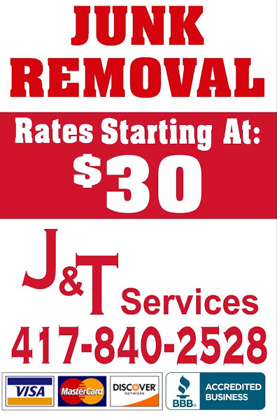 Company logo of Junk Removal | J&T Services