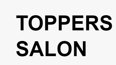 Company logo of Toppers Salon