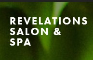 Business logo of Revelations Salon and Spa
