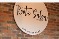 Business logo of Roots Cut and Color Labs