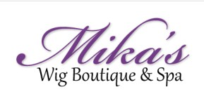 Business logo of Mika's Wig Boutique for Women